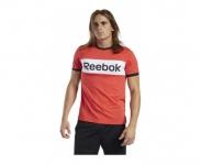 Reebok camiseta training essencials linear logo