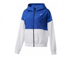 Reebok jacket training essentials linear logo w
