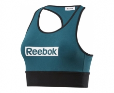 Reebok top training essentials linear logo