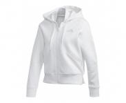 Adidas jaqueta c/ capuz ribbed w