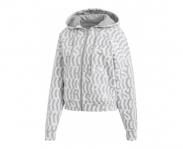Adidas jaqueta c/ capuz aop w