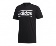 Adidas t-shirt linear logo graphic