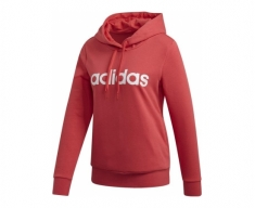 Adidas sweat c/ capuz essentials linear w