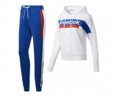 Reebok fato of treino training essentials linear logo