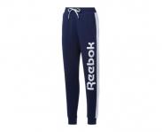 Reebok calça fato de treino training essentials logo