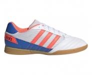Adidas sapatilha de futsal super sala jr