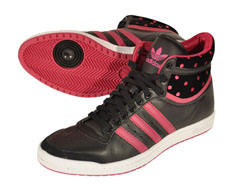 Adidas sapatilha top ten hi sleek