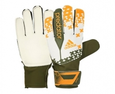Adidas gloves goalkeeper pred jr