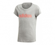 Adidas t-shirt linear essentials girls