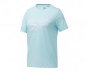 Reebok t-shirt identity logo w