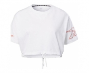 Reebok t-shirt myt cropped w