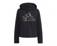 Adidas sweat c/ capuz essentials w