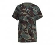 adidas t-shirt essentials camo w