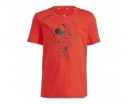 Adidas t-shirt disney girls