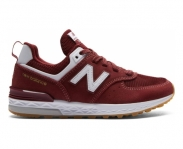 New balance sapatilha gs574 jr