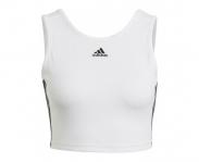 Adidas t-shirt de alças essentials 3s w