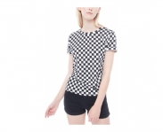 Vans camiseta checkerboard w