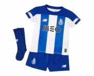 New balance mini kit oficial f.c.porto home 2019/2020 inf