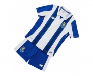New balance mini kit oficial f.c.porto home 2016/2017 jr