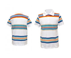 Quiksilver polo shirt beacon