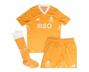 New balance official mini kit f.c.porto away 2017/2018 jr