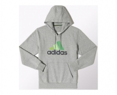 Adidas sweat c/capuz essentials multicoloured logo