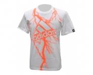 Adidas camiseta logo