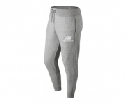 New balance calça stacked logo essentials