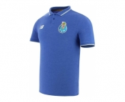 New balance polo shirt official f.c.porto 2019/2020