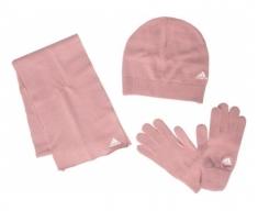 Adidas pack gorro+cachecol+luvas seasonals gift