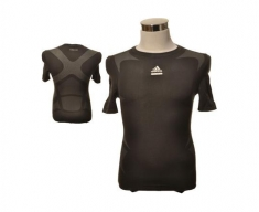 Adidas shirt of soccer techfit mc s/s