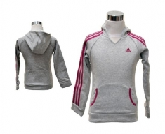 Adidas sweat with hood lg et