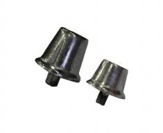Pitao de aluminio conico