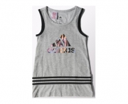 Adidas t-shirt alças wardrobe style w