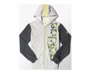 Adidas casaco c/capuz reharged