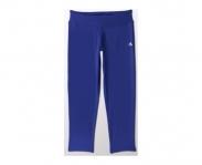 Adidas calça 3/4 climalite gym