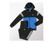 Adidas fato de treino separate hojo closed algodao jr