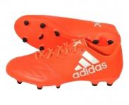 Adidas chuteira x 16.3 fg leather