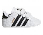 Adidas sapatilha superstar crib