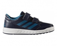 Adidas zapatilla alta sport cf k