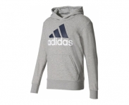 Adidas sweat c/ capuz essentials linear