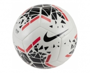 Nike soccer ball pitch