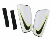 Nike shin guards hard shell slip in