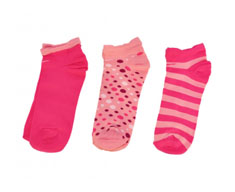 Nike socks pack 3 nylon graphic wmns