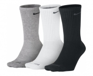 Nike socks pack3 dry lightweight crew training