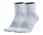 Nike pack 2 socks lightweight quarter running