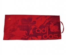Adidas towel+bag in a