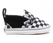 Vans sapatilha slip-on checkerboard v
