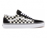 Vans sapatilha old skool primary check