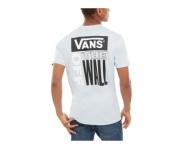Vans t-shirt retro tall type ss